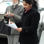 UMd Candle Light Vigil, 29th Jan 2011